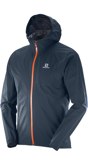 Salomon M's Bonatti WP Jacket Big Blue-X